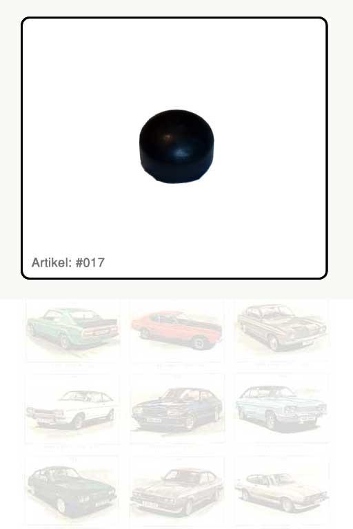 Auflagepuffer für Motorhaube